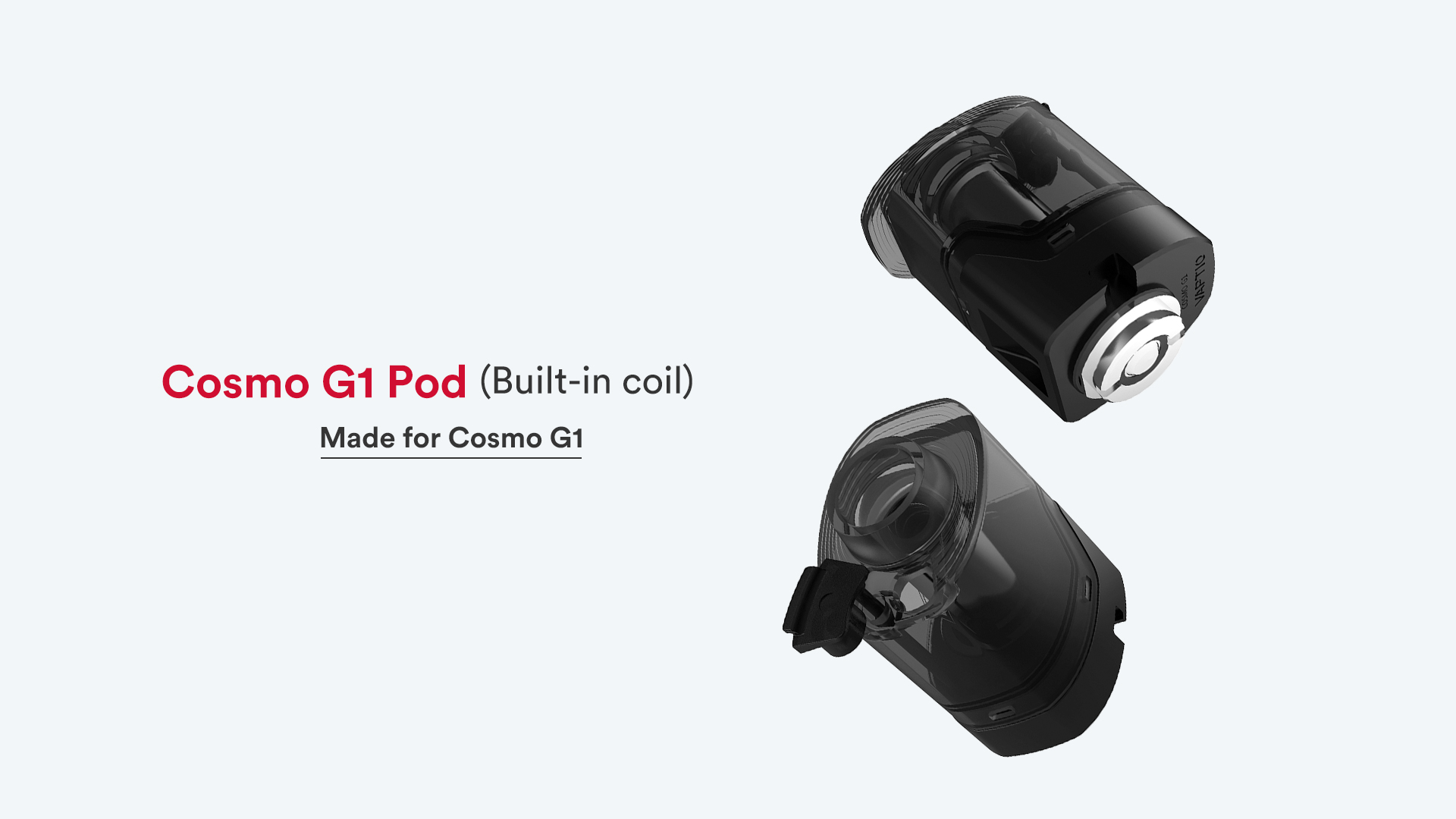 Cosmo G1 Pod(built-in coil)